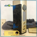 Woody Vapes Stabilized Wood S3 80W TC Box MOD боксмод вариватт с ТК, стаб дерево.