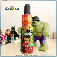 15мл  Hulk от iRoar (50PG/50VG). Жидкость для заправки электронных сигарет. Халк.