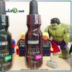 15мл Thor от iRoar (50PG/50VG). Жидкость для заправки электронных сигарет. Тор.