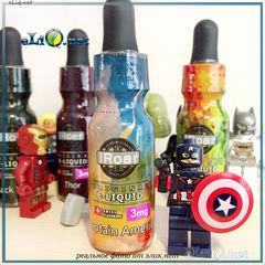15мл Captain America от iRoar (50PG/50VG). Жидкость для заправки электронных сигарет. Капитан Америка.