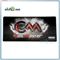 Coil Master Mat. Cупер-коврик для вашей мыши или рабочего места от Коил Мастер.