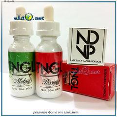 30 ml Passion - TNGL Vapors - Премиальные жидкости из США.