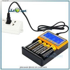 SMOK Intelligent - 4-Slot Charger. Четырехслотовое зарядное устройство.