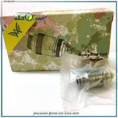 Aleader Funky 60w TC Starter Kit. Комплект. Боксмод - вариватт + атомайзер.