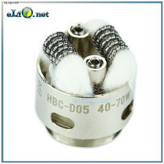 GeekVape Eagle Replacement HBC - D05. Испаритель Гиквейп Д05 для атомайзера Игл 25.