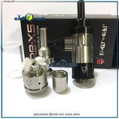 Tatally Wicked RB-X5 Обслуживаемый атомайзер от Тотали Викд. Оригинал.