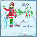 New Strawberry Ice (eliq.net) - вейп-жидкость для заправки электронных сигарет. New