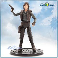 Sergeant Jyn Erso Elite Series Die Cast Action Figure. Джин Эрсо - Звёздные войны: Изгой-Один. Дисней. Оригинал.