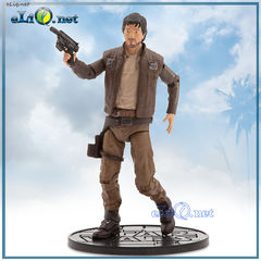 Captain Cassian Andor Elite Series Die Cast Action Figure. Кассиан Андор - Звёздные войны. Дисней. Оригинал.