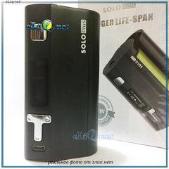 Бокс мод 85Вт IJOY Solo Plus 26650 Mod с температурным контролем на аккумуляторе 26650