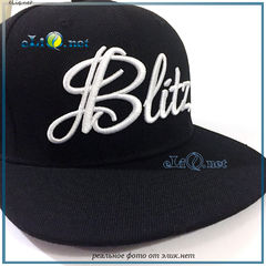 Blitz Snapback - Кепка снепбек от Blitz Enterprises. Оригинал