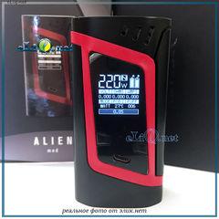 220W SMOK Alien TC BoxMod супер мощный боксмод вариватт с температурным контролем.