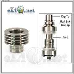 Радиатор под 510 дрип-тип (Heat Sink Top Cap)