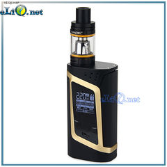 220W SMOK Alien Kit with TFV8 Baby. Набор от Смок, боксмод Алиен и ТФВ8 Бейби.