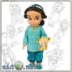 Принцесса-малышка Жасмин