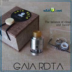 Cthulhu GAIA RDTA - обслуживаемый атомайзер дрипобак.
