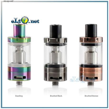 Eleaf iJust S 4 мл - атомайзер для электронной сигареты. New colors