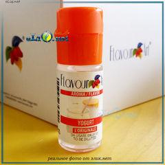 10 мл. Yogurt. Йогурт. FlavourArt - ароматизатор для самозамеса. FA Италия.