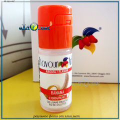 10 мл. Банан. FlavourArt - ароматизатор для самозамеса. FA Италия.