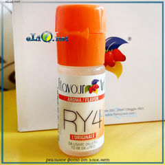 10 мл RY-4. FlavourArt - табачный ароматизатор для самозамеса. FA Италия.