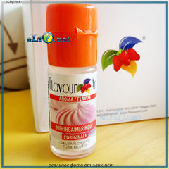 10 мл. Meringue, безе. FlavourArt - ароматизатор для самозамеса. FA Италия.