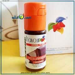 10 мл Chocolate. Шоколад. FlavourArt - ароматизатор для самозамеса. FA Италия.
