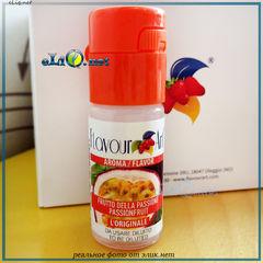 10 мл Pasion Fruit. Маракуйя. FlavourArt - ароматизатор для самозамеса. FA Италия.
