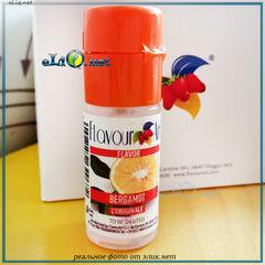 10 мл. Bergamot, Бергамот, FlavourArt - ароматизатор для самозамеса. FA Италия.