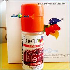 10 мл Maxx Blend Mix, табачный микс. FlavourArt - ароматизатор для самозамеса. FA Италия.