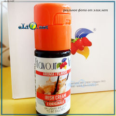 10 мл. Irish cream, FlavourArt - ароматизатор для самозамеса. FA Италия.