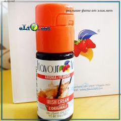 10 мл. Irish cream, FlavourArt - ароматизатор для самозамеса. FA Италия. Ирландские сливки, сливочный ликер.