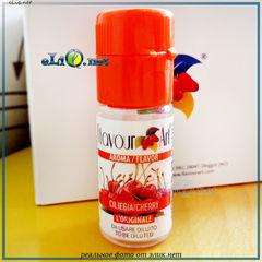 10 мл. Вишня. FlavourArt Cherry - ароматизатор для самозамеса. FA Италия.