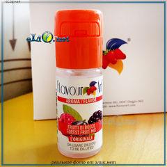 10 мл. Лесные ягоды. FlavourArt - ароматизатор для самозамеса. FA Италия. Ягодный микс.