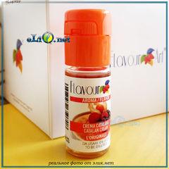 10 мл. Catalana cream, FlavourArt - ароматизатор для самозамеса. FA Италия.