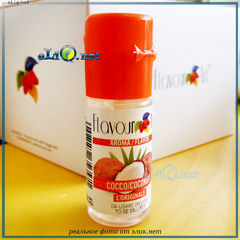 10 мл Coconut. Кокос. FlavourArt - ароматизатор для самозамеса. FA Италия.