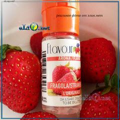 10 мл. Клубника. Strawberry FlavourArt - ароматизатор для самозамеса. FA Италия.