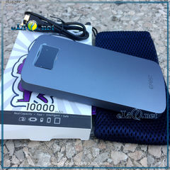 Павербанк Efest EMP20 10000mAh 5V Power Bank with LCD Screen. Портативная батарея с экраном.