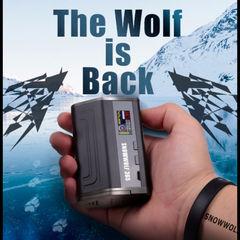 365w Sigelei Snowwolf Box Mod. Боксмод Сигелей Снежный Волк