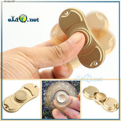 Спиннер из латуни V2 EDC Hand Spinner Fidget Toy Gold антистресс