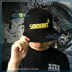 Smoant Snapback - Кепка снепбек от Смоант.