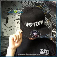 Wotofo Snapback - Кепка снепбек от Вотофо.