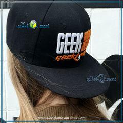 GeekVape Snapback - Кепка снепбек от Гиквейп.