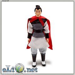 Кукла Ли Шанг (Disney) Mulan. Игрушка Дисней оригинал США.