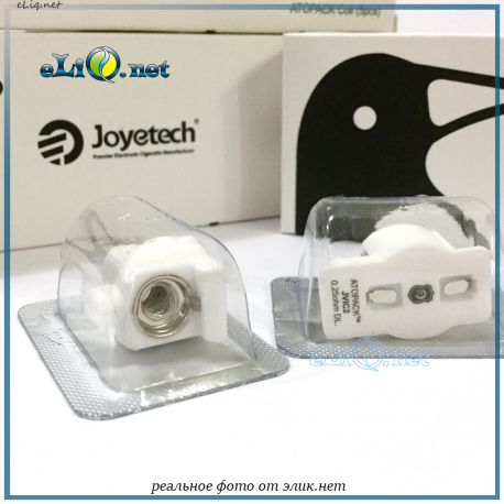 Испарители для Joyetech Atopack Penguin Kit 2000mAh 8.8ml