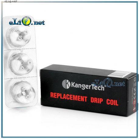 Испаритель для Kanger DRIPBOX Replacement Drip coil 0,2 Ом