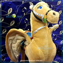 Пегас Сафрон из мультфильма София Прекрасная Saffron Plush Disney. Мягкая игрушка