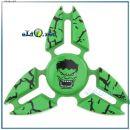 Металлический спиннер Халк. Hulk Hand Spinner Fidget Toy