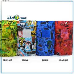 Graffiti  силиконовый чехол для Smok Alien 220Вт