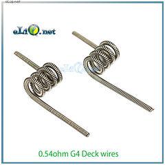 Space clapton Nichrome coil от компании SMOK 26ga*32ga