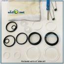 Комплект допов для Eleaf iJust S. Уплотнительные кольца, коттон, отвертка.